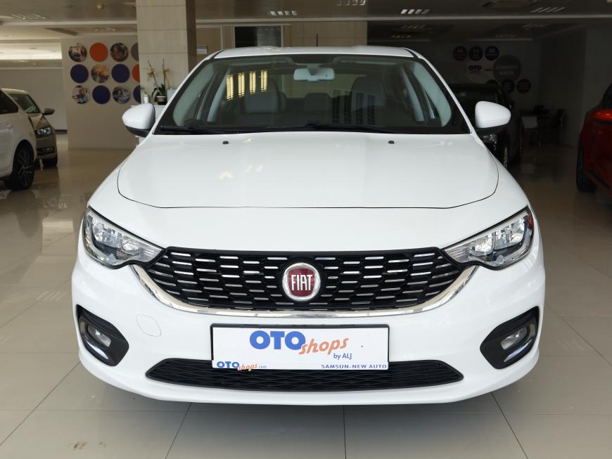 İkinci El Fiat Egea 1.6 E-TORQ 110HP LOUNGE AUT6 2017 - Satılık Araba Fiyat - Otoshops