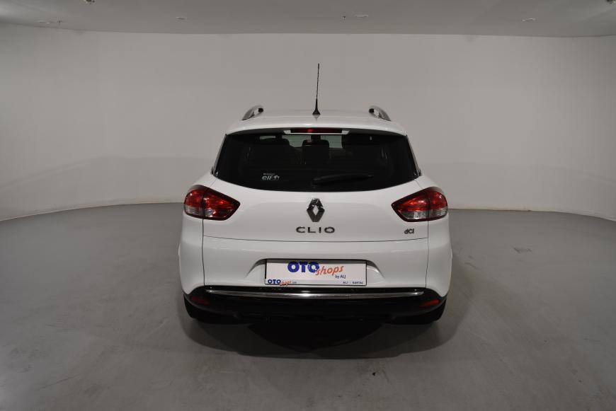 İkinci El Renault Clio Sport Tourer 1.5 DCİ 90HP ICON EDC 2017 - Satılık Araba Fiyat - Otoshops