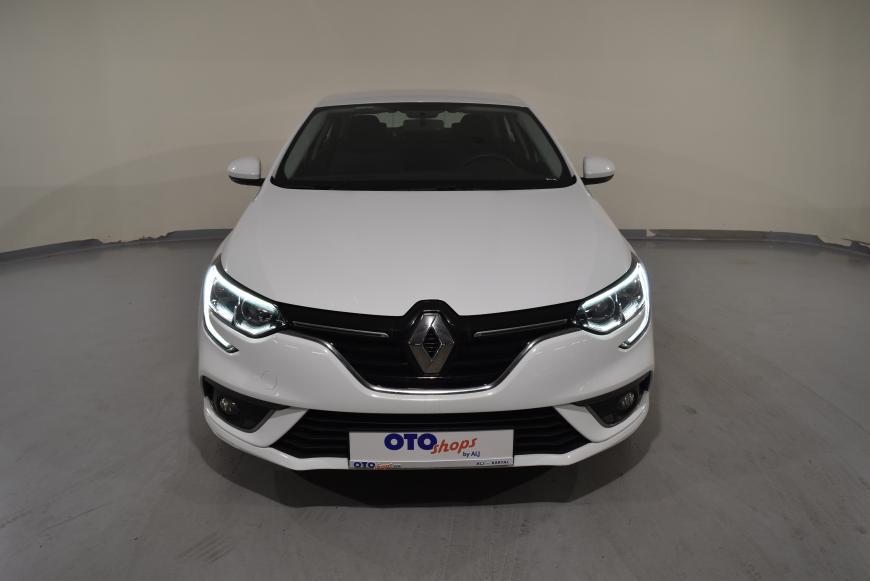 İkinci El Renault Megane 1.5 DCI 110HP TOUCH EDC 2018 - Satılık Araba Fiyat - Otoshops
