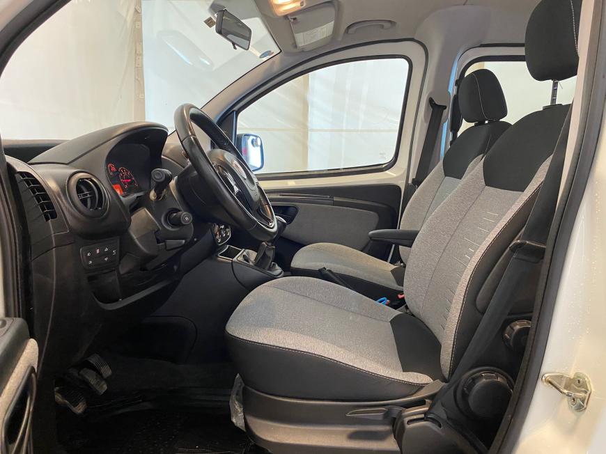 İkinci El Fiat Fiorino Combi 1.3 MJET 75HP EMOTION 2017 - Satılık Araba Fiyat - Otoshops
