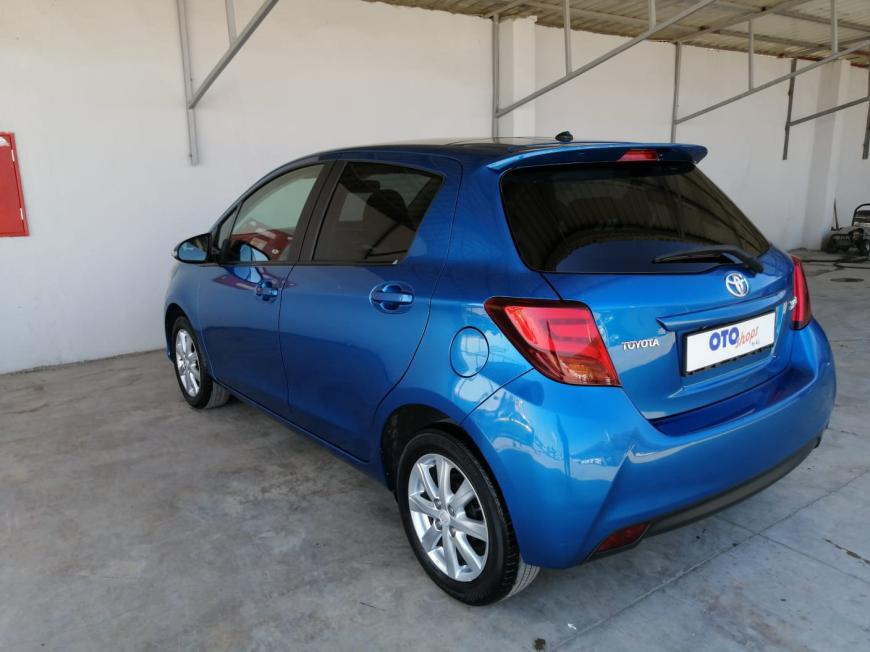 İkinci El Toyota Yaris 1.33 FUN SPECIAL SKYPACK MULTIDRIVE S AUT 2014 - Satılık Araba Fiyat - Otoshops