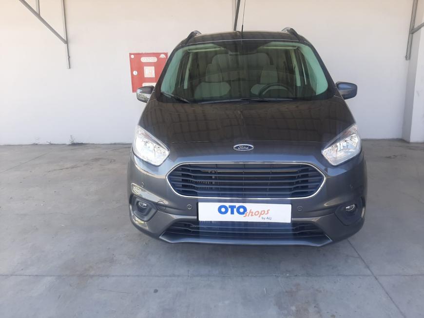 İkinci El Ford Tourneo Courier 1.5 TDCI 100HP TITANIUM PLUS 2020 - Satılık Araba Fiyat - Otoshops