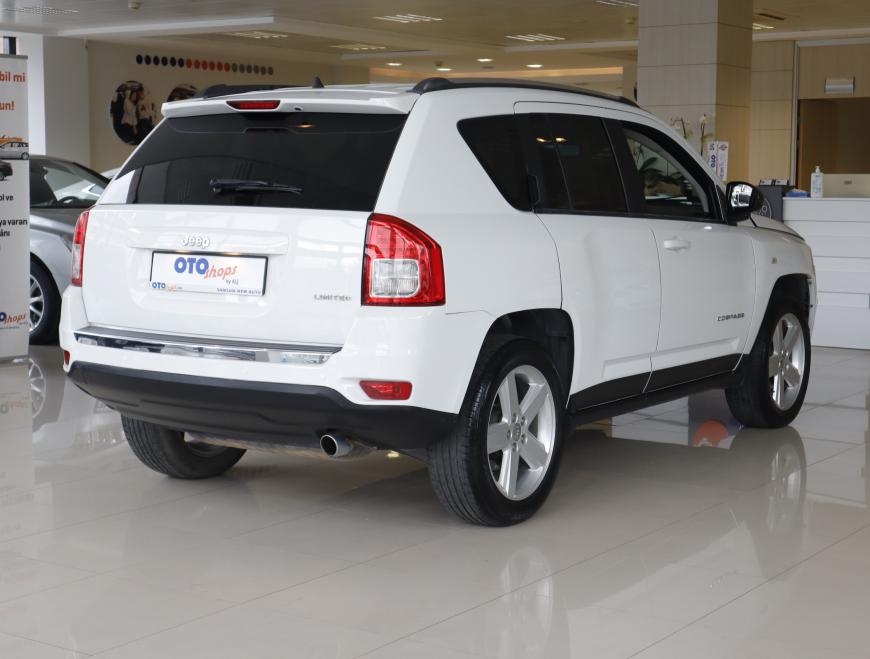 İkinci El Jeep Compass 2.0 156HP LIMITED AUT 2013 - Satılık Araba Fiyat - Otoshops