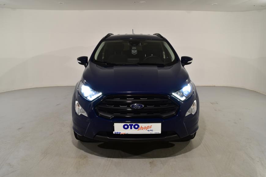 İkinci El Ford ECOSPORT 1.0 ECOBOOST 125HP ST-LINE AUT 2020 - Satılık Araba Fiyat - Otoshops