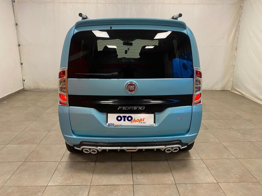 İkinci El Fiat Fiorino 1.3 MJET 75HP EMOTION COMBI EURO5 ESP 2016 - Satılık Araba Fiyat - Otoshops