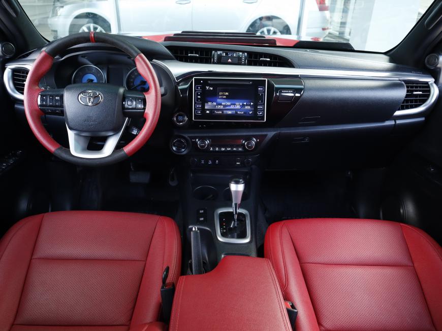 İkinci El Toyota Hilux 2.8L HI-CRUISER 4X4 AUT 2017 - Satılık Araba Fiyat - Otoshops