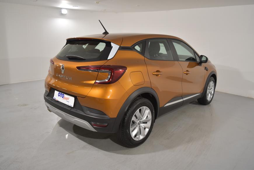 İkinci El Renault Captur 1.3 TCE 140HP TOUCH EDC 2020 - Satılık Araba Fiyat - Otoshops