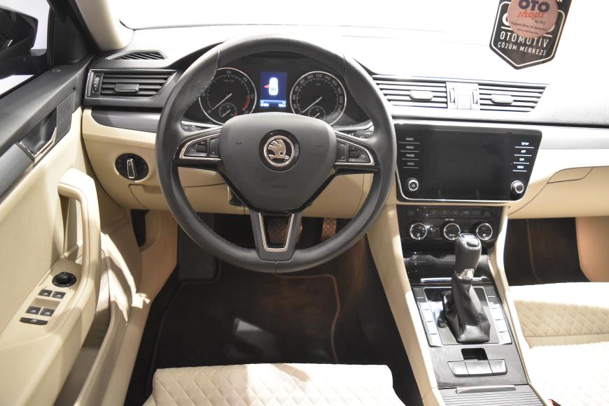 İkinci El Skoda Superb 1.6 TDI 120HP GREENTECH CR STYLE DSG 2017 - Satılık Araba Fiyat - Otoshops