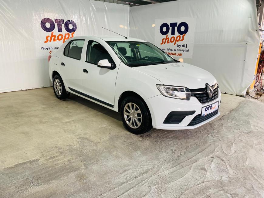 İkinci El Renault Symbol 1.5 DCI 90HP JOY 2017 - Satılık Araba Fiyat - Otoshops