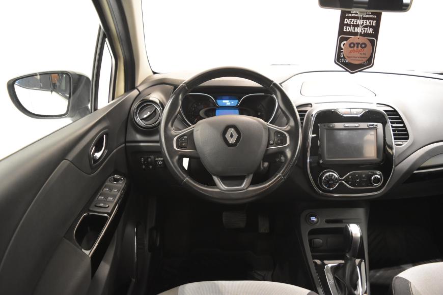 İkinci El Renault Captur 1.2 TCE 120HP ICON EDC 2016 - Satılık Araba Fiyat - Otoshops