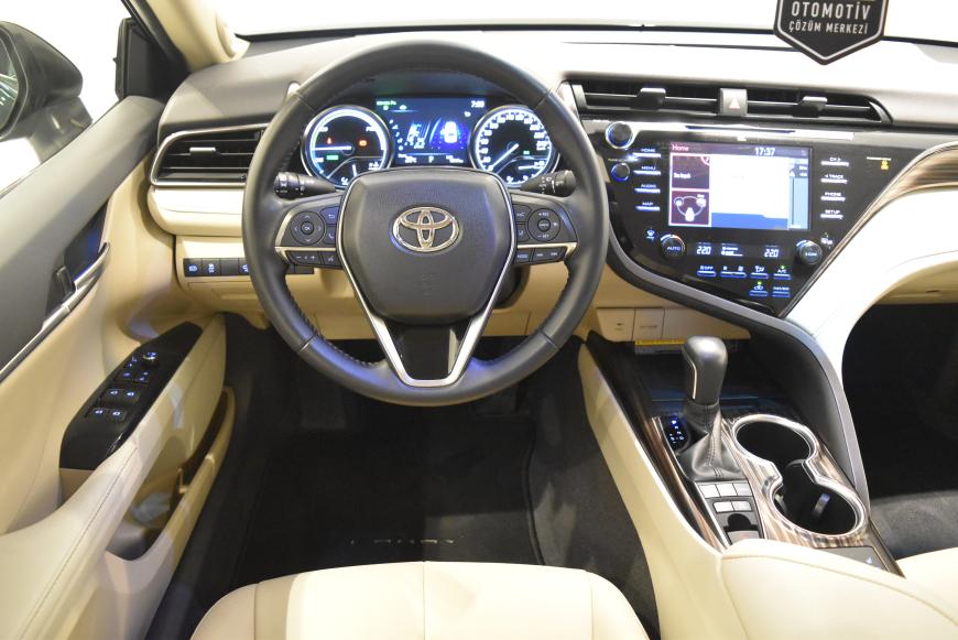 İkinci El Toyota Camry 2.5 HYBRID PASSION E-CVT 2019 - Satılık Araba Fiyat - Otoshops