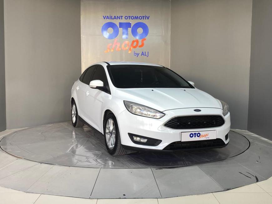 İkinci El Ford Focus 1.5 TDCI 120HP TREND X POWERSHIFT 2017 - Satılık Araba Fiyat - Otoshops
