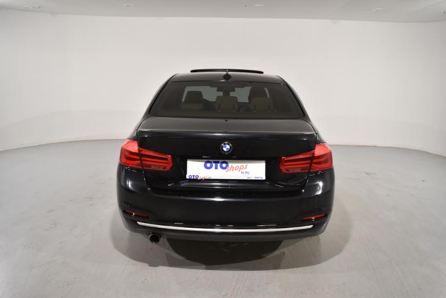 İkinci El BMW 3 Serisi 318I EDITION LUXURY LINE  2017 - Satılık Araba Fiyat - Otoshops