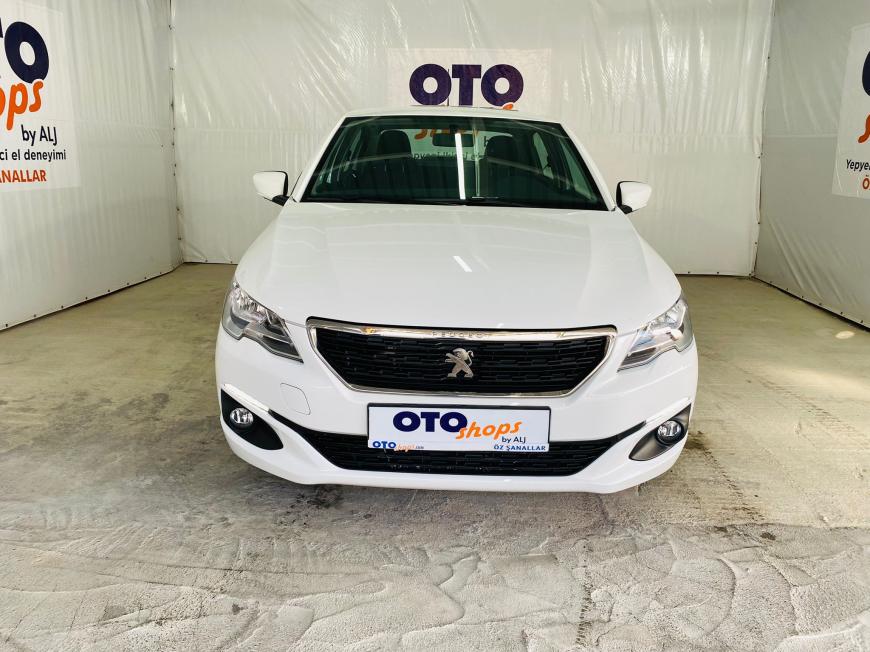 İkinci El Peugeot 301 1.2 PURETECH 82HP ACTIVE 2019 - Satılık Araba Fiyat - Otoshops