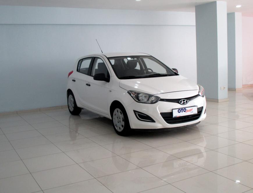 İkinci El Hyundai i20 1.2 D-CVVT JUMP 2013 - Satılık Araba Fiyat - Otoshops