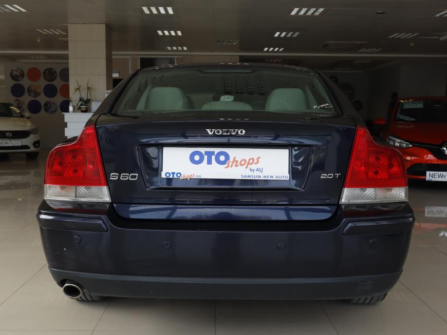 İkinci El Volvo S60 2.0 T AUT 2006 - Satılık Araba Fiyat - Otoshops