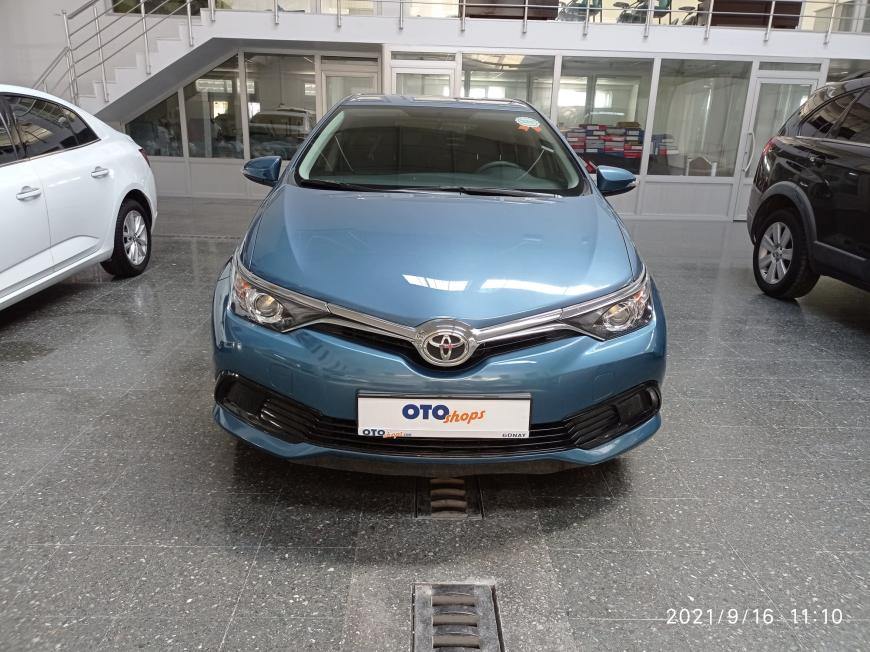 İkinci El Toyota Auris 1.33 LIFE 2017 - Satılık Araba Fiyat - Otoshops