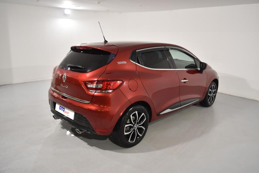 İkinci El Renault Clio 1.2 75HP TOUCHROME 2017 - Satılık Araba Fiyat - Otoshops