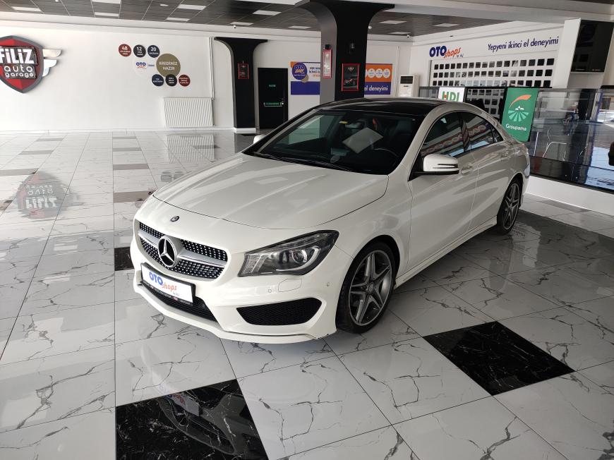 İkinci El Mercedes CLA-Serisi 1.6 CLA 200 AMG 2014 - Satılık Araba Fiyat - Otoshops