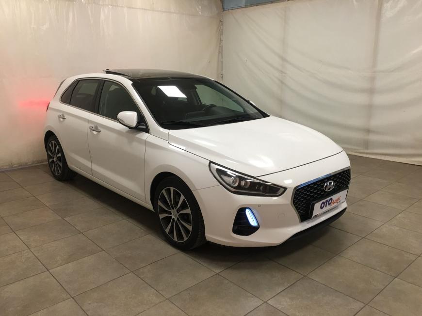 İkinci El Hyundai i30 1.6 CRDI ELITE PLUS DCT 2018 - Satılık Araba Fiyat - Otoshops