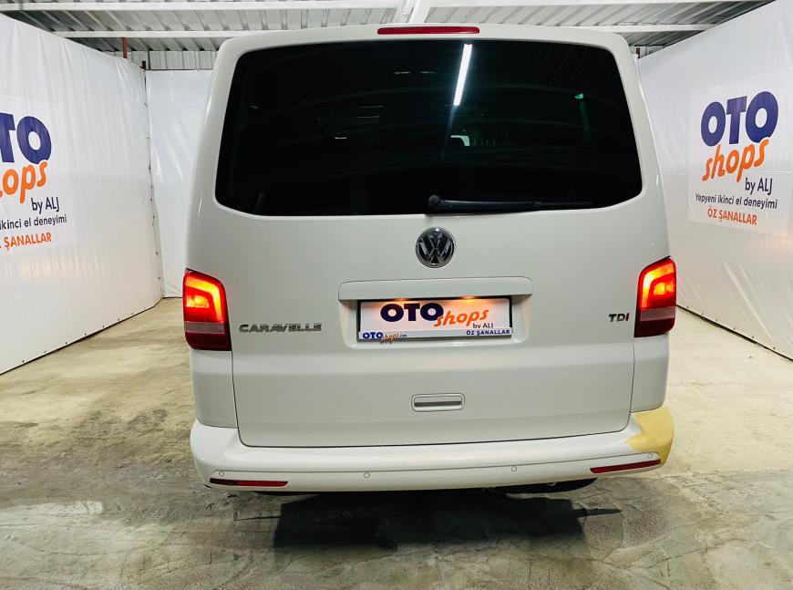 İkinci El Volkswagen Caravelle 2.0 TDI 140HP COMFORTLINE 8+1 2014 - Satılık Araba Fiyat - Otoshops