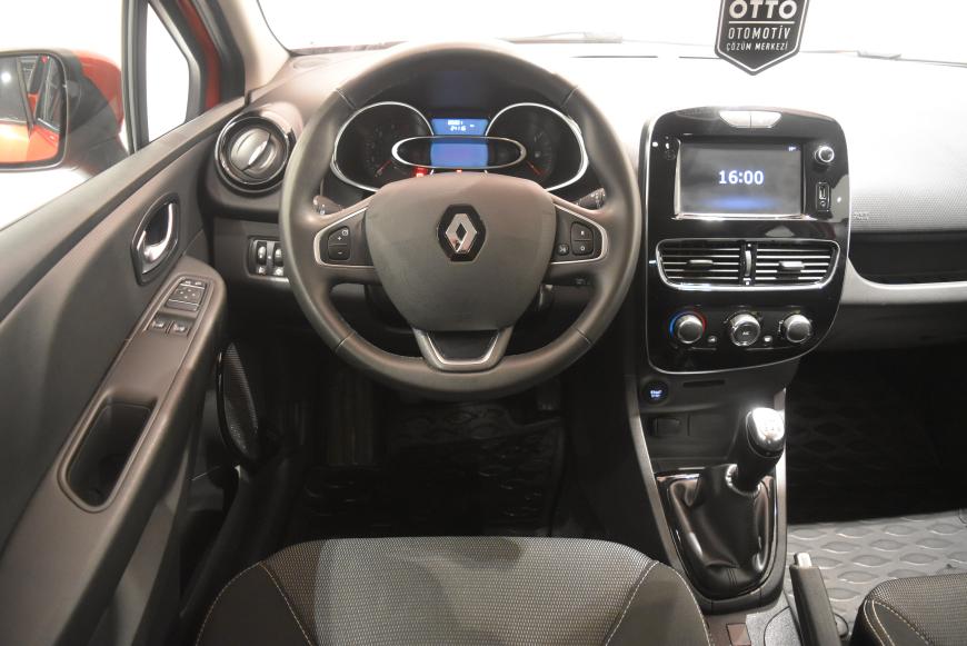 İkinci El Renault Clio 1.5 DCI 90HP  TOUCH 2019 - Satılık Araba Fiyat - Otoshops