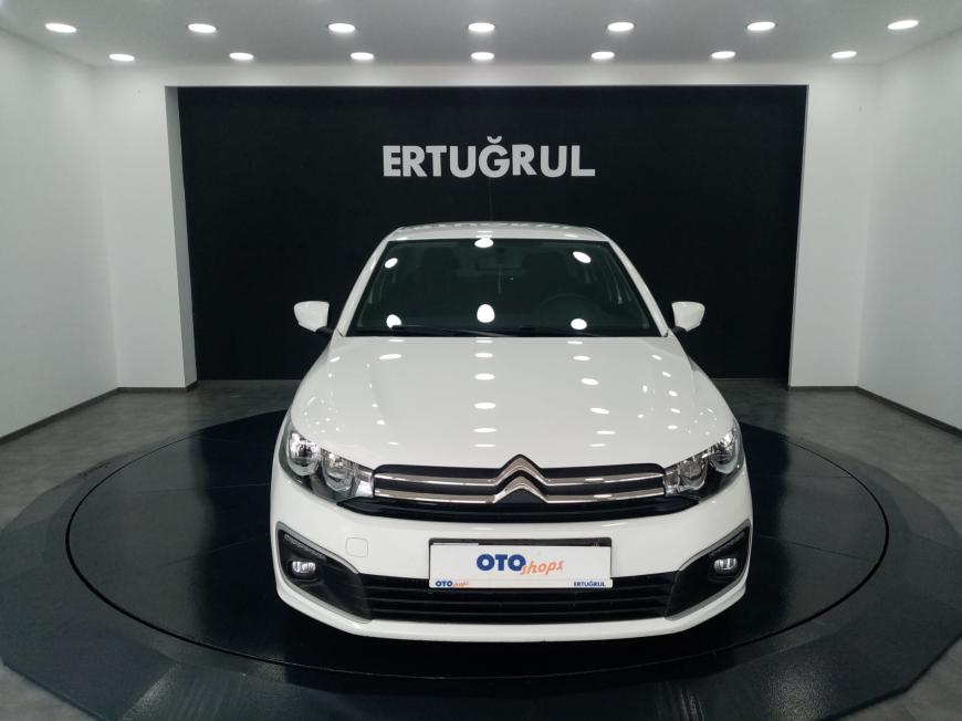 İkinci El Citroen C-Elysee 1.5 BLUEHDI 100HP FEEL 2019 - Satılık Araba Fiyat - Otoshops