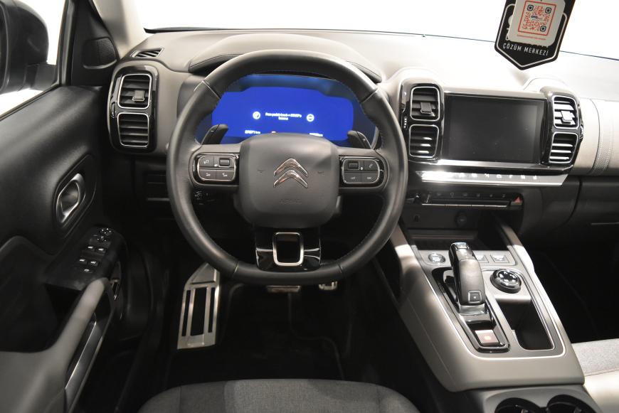 İkinci El Citroen C5 Aircross 1.5 BLUEHDI 130HP SHINE S&S EAT8 2020 - Satılık Araba Fiyat - Otoshops