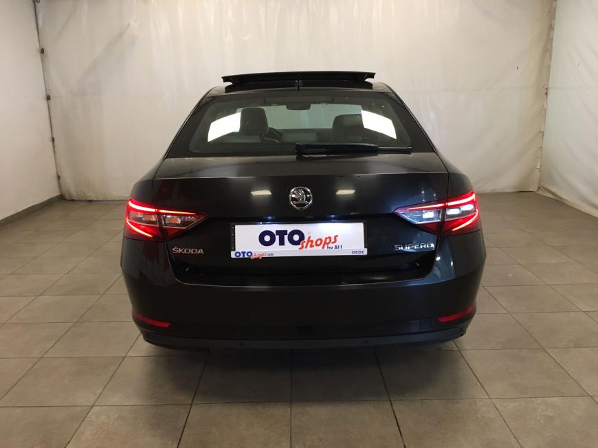 İkinci El Skoda Superb 1.6 TDI 120HP CR PRESTIGE DSG  2018 - Satılık Araba Fiyat - Otoshops